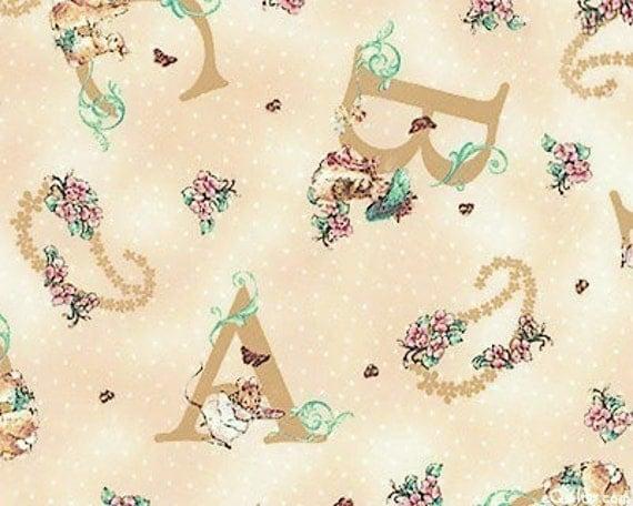 Beatrix potter fabric peter rabbit victorian by nsewfabrics