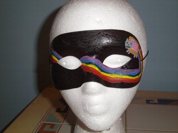 Nyan Cat Mask