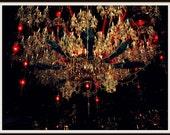 Chandelier elegance-Fine Art Photography 5x7