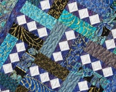 Quilt Pattern  - Modern Quilt - Sizes Crib to King - City Lights