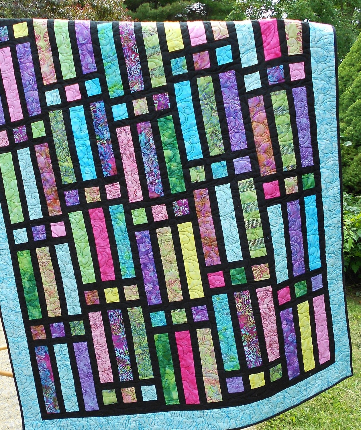 Quilt Pattern Gateway To Paradise Quilt Pattern Jelly Roll : quilt jelly roll - Adamdwight.com