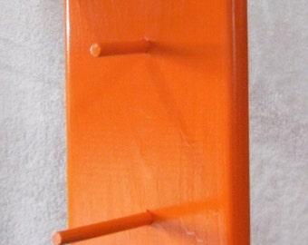 Hanging Orange Burst Oriole feeder