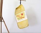 Vintage Fruit Bag / Vintage Farmer's Bag