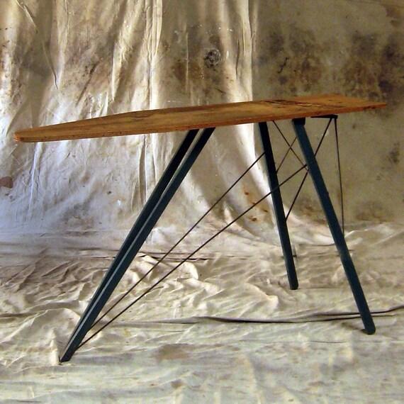Iron Maiden Antique Wood Ironing Board
