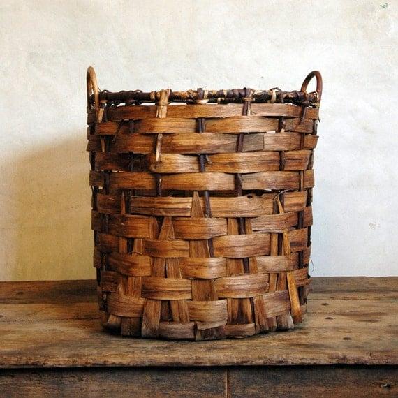 Folk - Vintage Americana Basket
