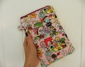 Sale-Tomadachi grape Nook Color / Kindle Fire/Kindle 3/Tablet PC / eReader Sleeve Case Cover