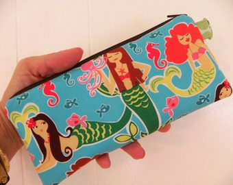 Pencil Case-Sea Beauties