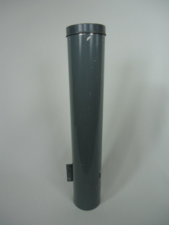 Industrial Metal Dixie Cup Dispenser