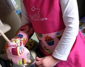 Chef or Baker's Set for Your Child, Personlized