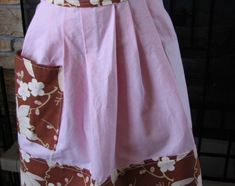 Feminine Hostess Apron
