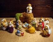 Rabbit Nativity,