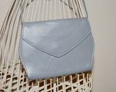 Lucia Grey Envelope Purse