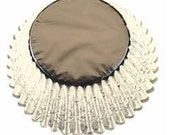 SALE - 400 Foil Cupcake Liners, Wedding Cupcake Liners, Foil Baking Cups, Bulk Cupcake Liners, Professional Grade and Grease proof Liners
