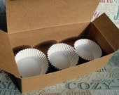 12 Kraft Brown Half Pound Candy Boxes, Kraft Half Pound Favor Boxes, Candy Boxes, Cookie Boxes, Gift Boxes, Wedding Favor Boxes