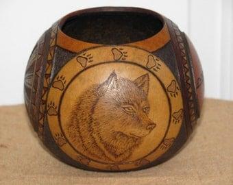 Gourd Art-Ancestor's Spirit