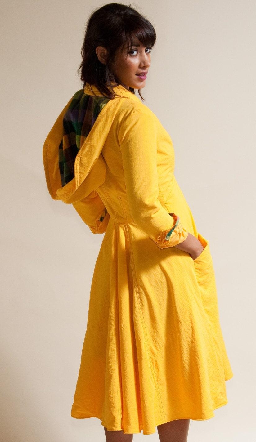 Seaside Raincoat Water Proof Rain Jacket By