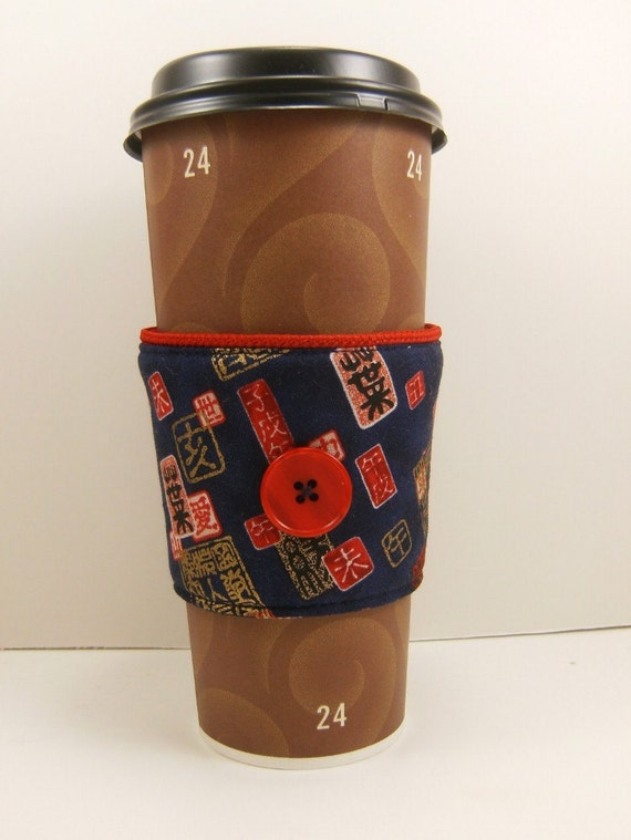 Cup Cozy - Coffee Sleeve - Eco Friendly