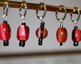 Stitch Markers - Set of 5