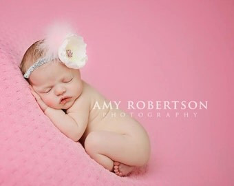 The STARLETTE CHIC Headband - Preemie to Adult Sizes Available