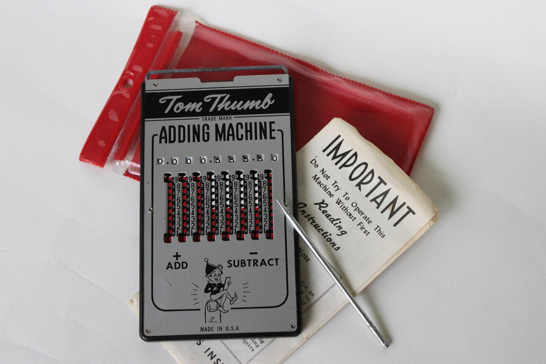 sharp adding machine manual