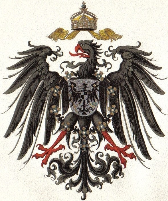 German Imperial Eagle Crest | www.pixshark.com - Images ...