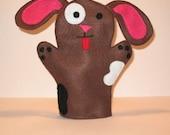 Floppy Ear Dog Puppet