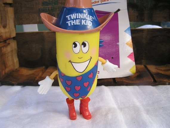 Vintage Twinkie The Kid Container Original By Jewlsinbloom