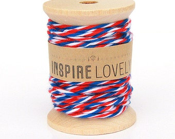 55 yards Air Mail Cotton Twine