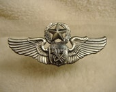 Vintage USAF Astronaut Master Wings