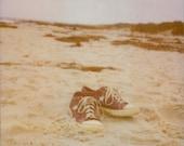 Beach Converse - Fine Art Photography