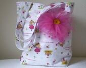 Princess Tutu Tote Bag