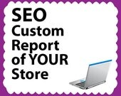Custom SEO Report of Your Store. I will write you a plan to help you get views.  From zero to Search Engine Optimization. CONSULTATION.