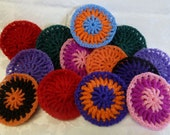 Set of 3 Pot Scrubbers -- Seller's choice