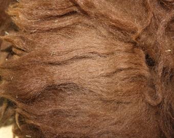 Raw  Alpaca Felting Fiber