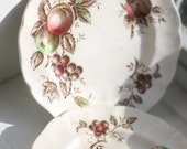 Johnson Brothers adorable apple plates - two.