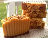 Perfect Pumpkin Soap Slice