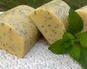 Lemon Basil Kitchen Soap