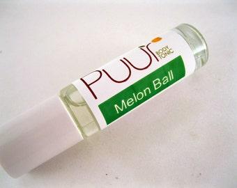 Roll On Perfume Melon Ball Fresh Fruity Perfume oil Fragrance Coconut Oil scented oil