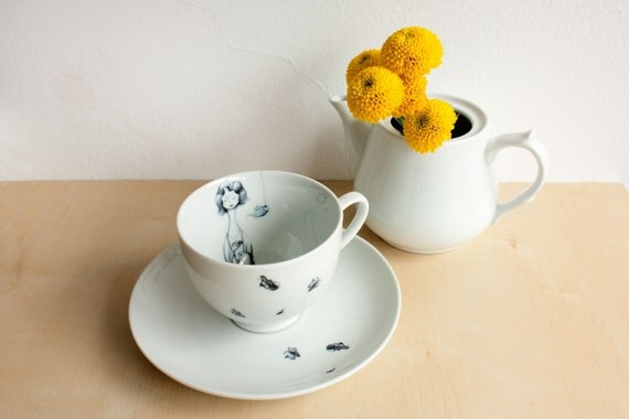 Cup of tea Forest Collection