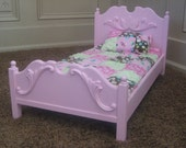 American Girl Doll Bed Furniture or Newborn Photography Prop