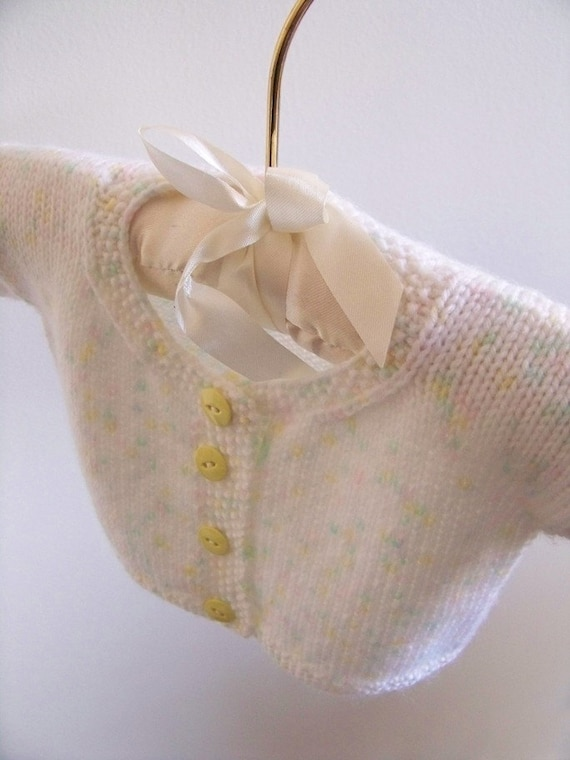 Extra soft sweater for baby