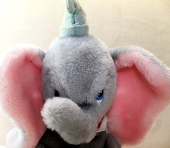 Dumbo the Elephant Vintage Toy - Disney's Dumbo