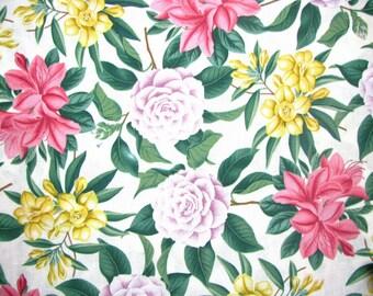 Chris Hinrichs Fabric - Floral Collection - PATT 6219 - 2 yards