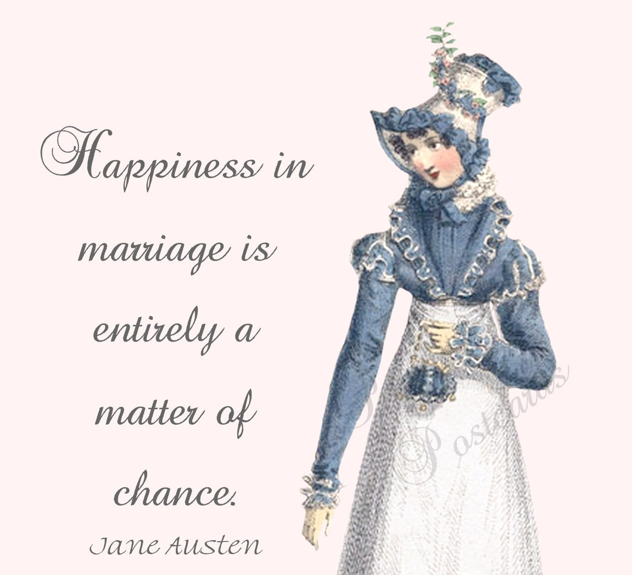 jane austen quotes on marriage