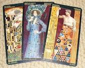 5-Card Tarot Reading- Klimt Deck