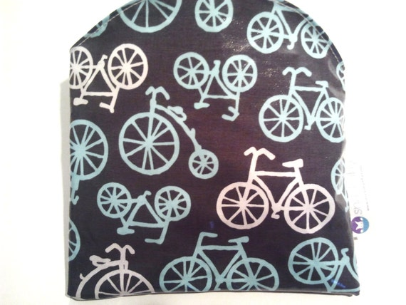 SNACKABY reusable eco friendly dishwasher safe reuseable sandwich bag Bicycles