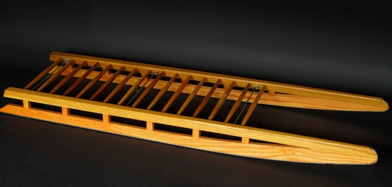 Cape Racer Sled - Wooden Cedar Racing Sled