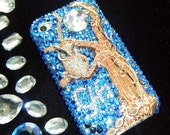 Special Custom Order - Christine's Midnight Whimsy Upon the Strength of Her Tree - Whoot... Whoot... iPhone 4