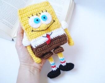 Amigurumi Pattern, Crochet SpongeBob Pattern, Amigurumi SpongeBob Pattern, PDF Pattern - Instant Download
