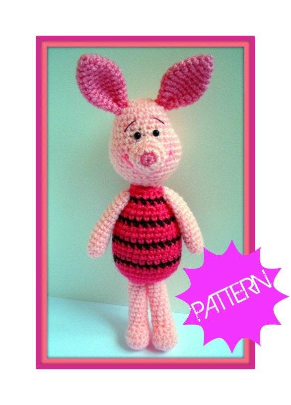 Pattern Crochet Pattern Amigurumi Pattern PDF by AllSoCute ...